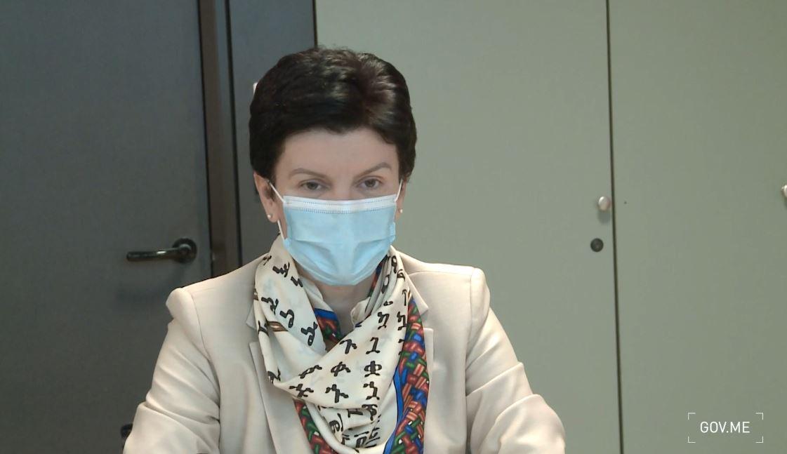 Brajović: Epidemiološka situacija u CG i dalje povoljna; Svijet daleko od kraja pandemije