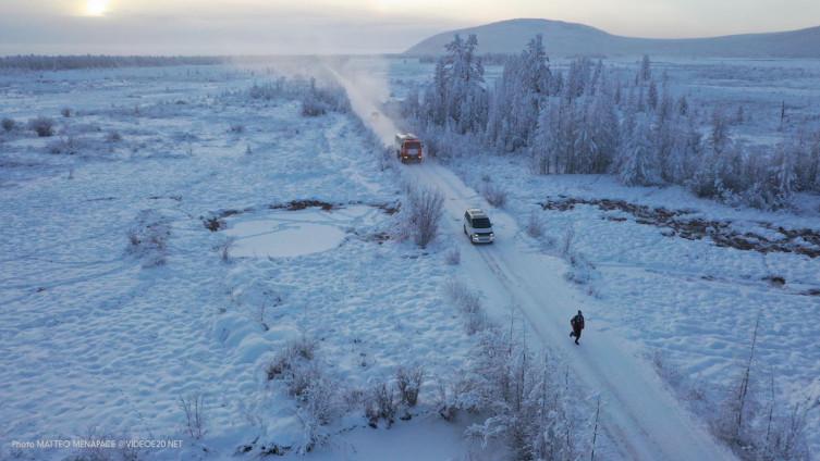 Pretrčao 40 kilometara na minus 52 stepena Celzijusa