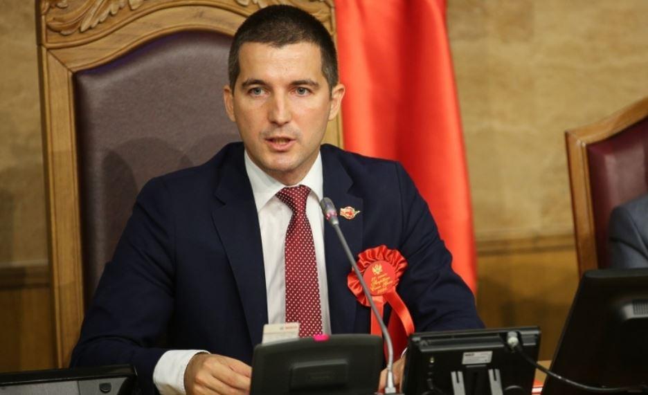 Bečić: Usvajanje zakona o Skupštini jedan od prioriteta