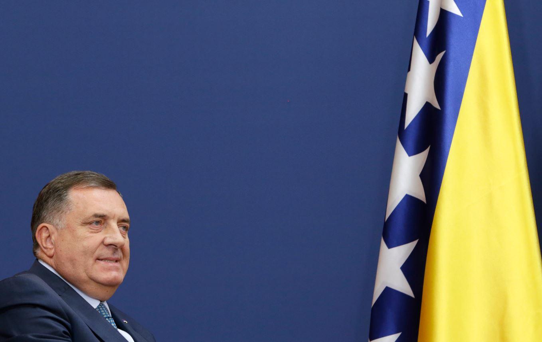 Dodik tvrdi da nije bio u hotelu kad je ranjen Davidović, nego na koncertu