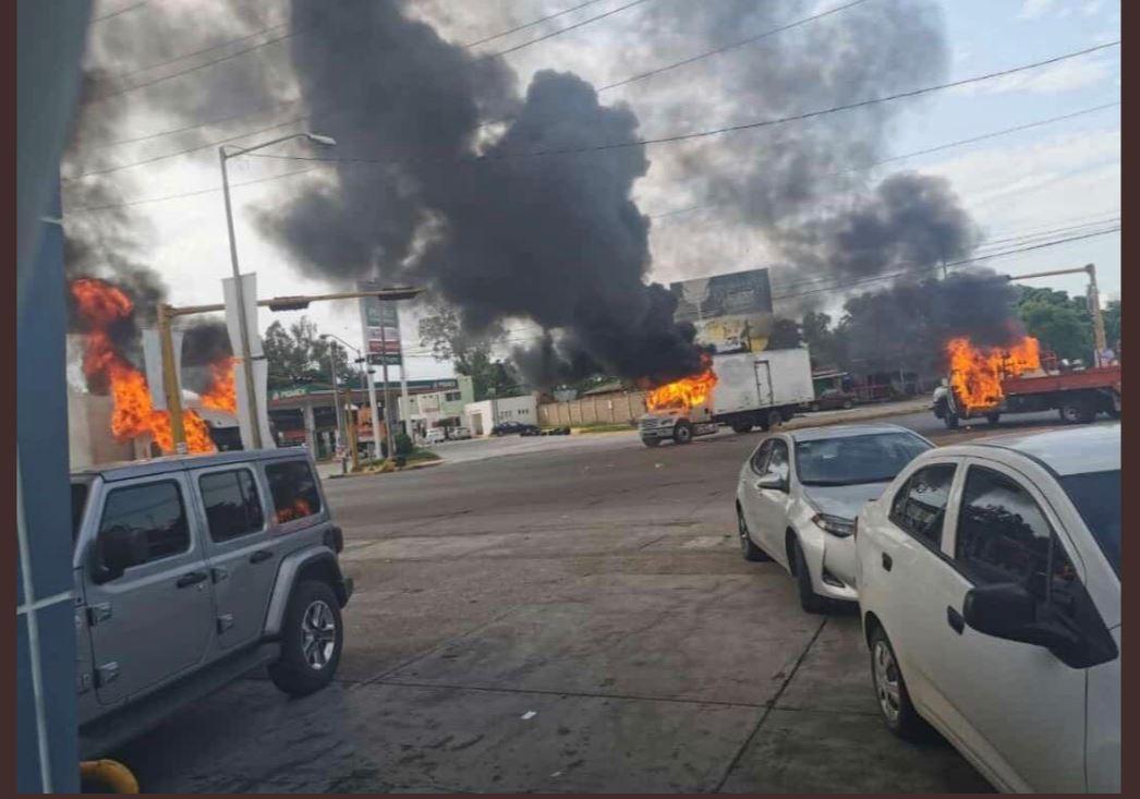 Kao iz filmova: Rat na ulicama Meksika zbog hapšenja El Čapovog sina