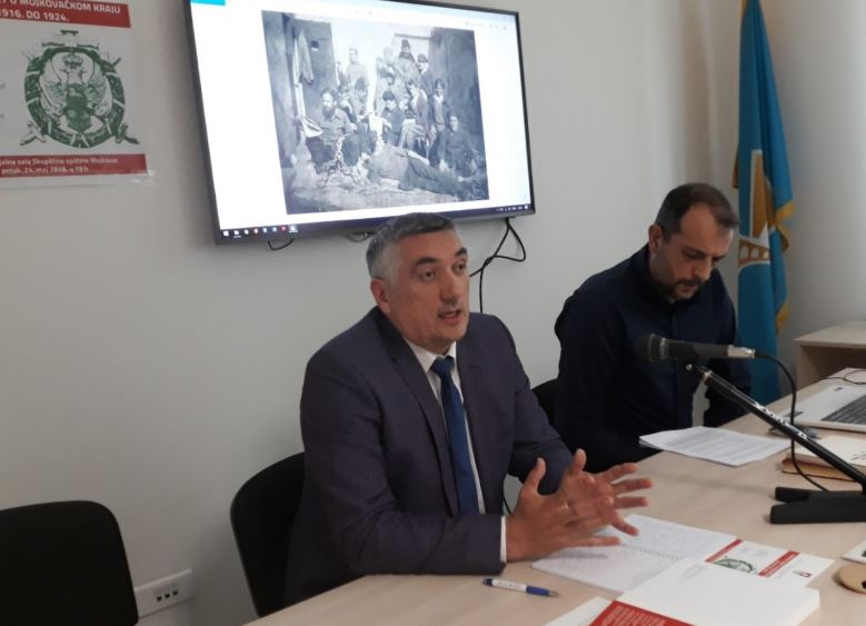 Jovanović: Mojkovačka bitka je potrajala do 1924.