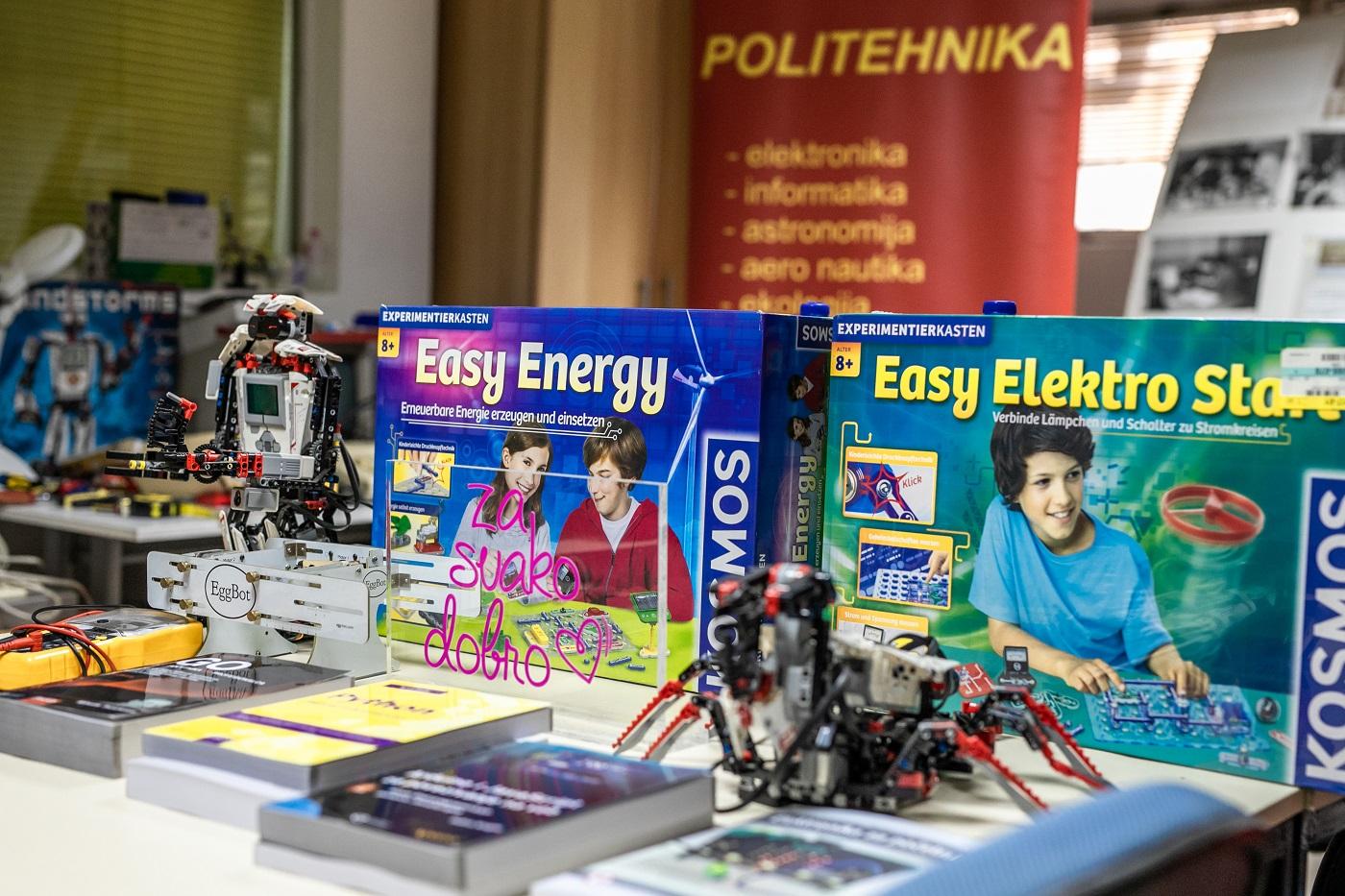 Mladi će biti u prilici da uz pomoć modernih tehnologija kreiraju pametne proizvode