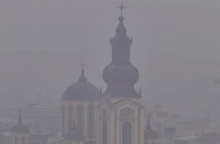 Sarajevo i jutros među najzagađenijim gradovima svijeta