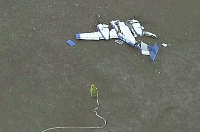 Sudar dva aviona, četiri osobe poginule