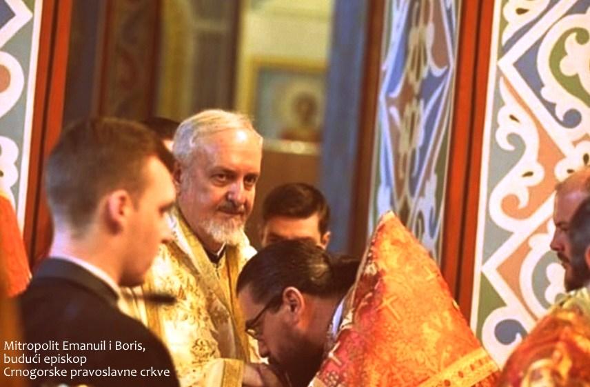Novi episkop Crnogorske crkve sasluživao s mitropolitom Vaseljenske patrijaršije, Srbi protestuju, oglasio se Kijev