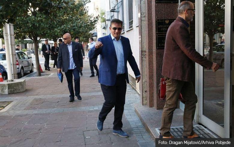 Suđenje Medojeviću: Nikolić o šteti nakon što se upozna sa spisima predmeta