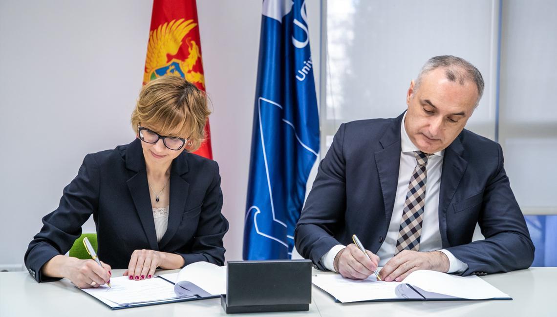 Donacija Univerzitetu Crne Gore vrijedna 2,1 milion eura