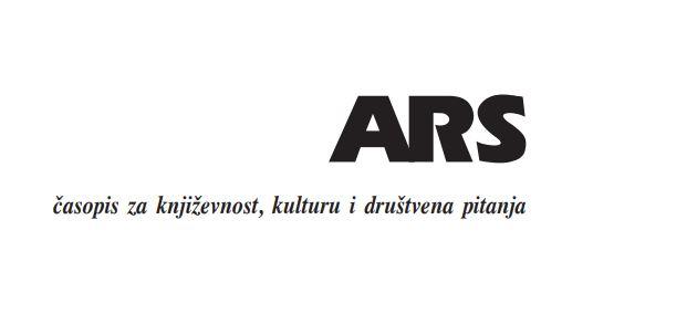 """Novi broj časopisa  """"Ars"""" objavljen u izdanju Otvorenog kulturnog foruma"""