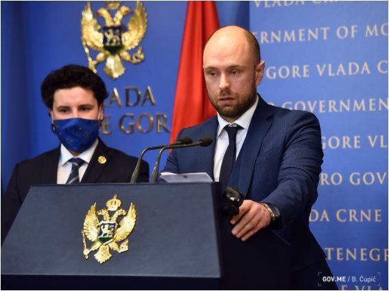Radulović: Objasnio sam ambasadorki Kuliš razloge opoziva