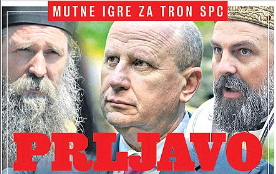 Kampanja za novog patrijarha SPC