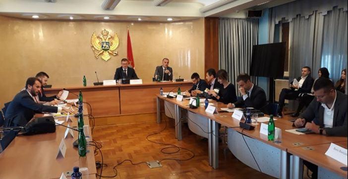 Produženje rada Odbora na dnevnom redu Kolegijuma predsjednika Skupštine