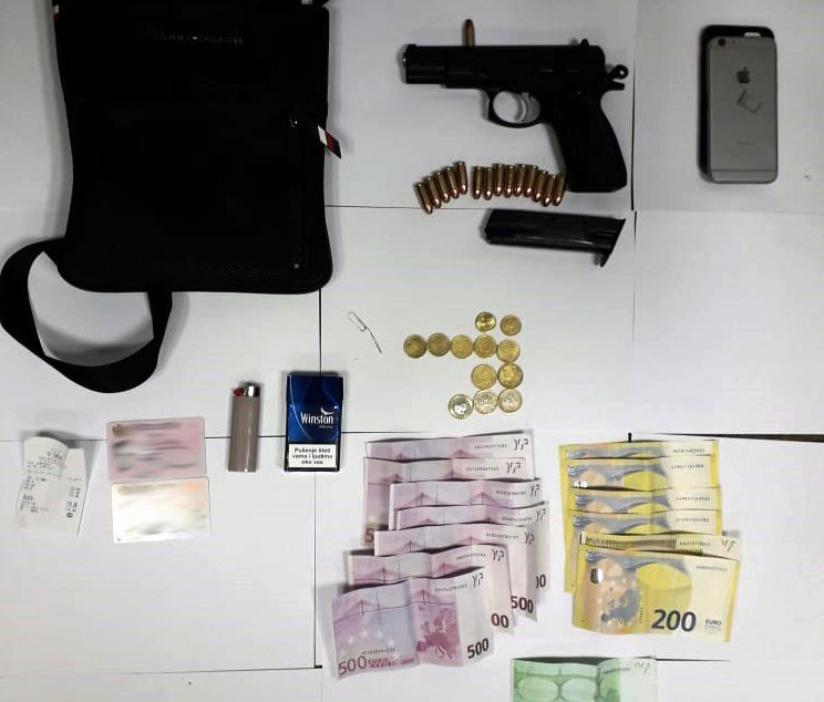 Zabjelo: Uhapšen Baranin, član kriminalne grupe