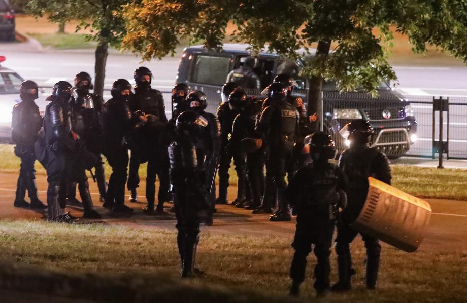 U Bjelorusiji tokom noći uhapšeno još 700 demonstranata