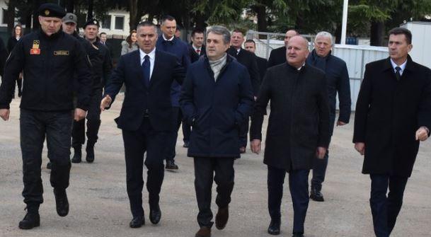 Veljović: Bezbjednosna situacija u CG stabilna
