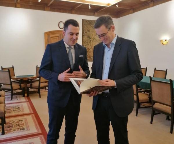 Podgorica se priključuje saradnji gradova Višegradske grupe