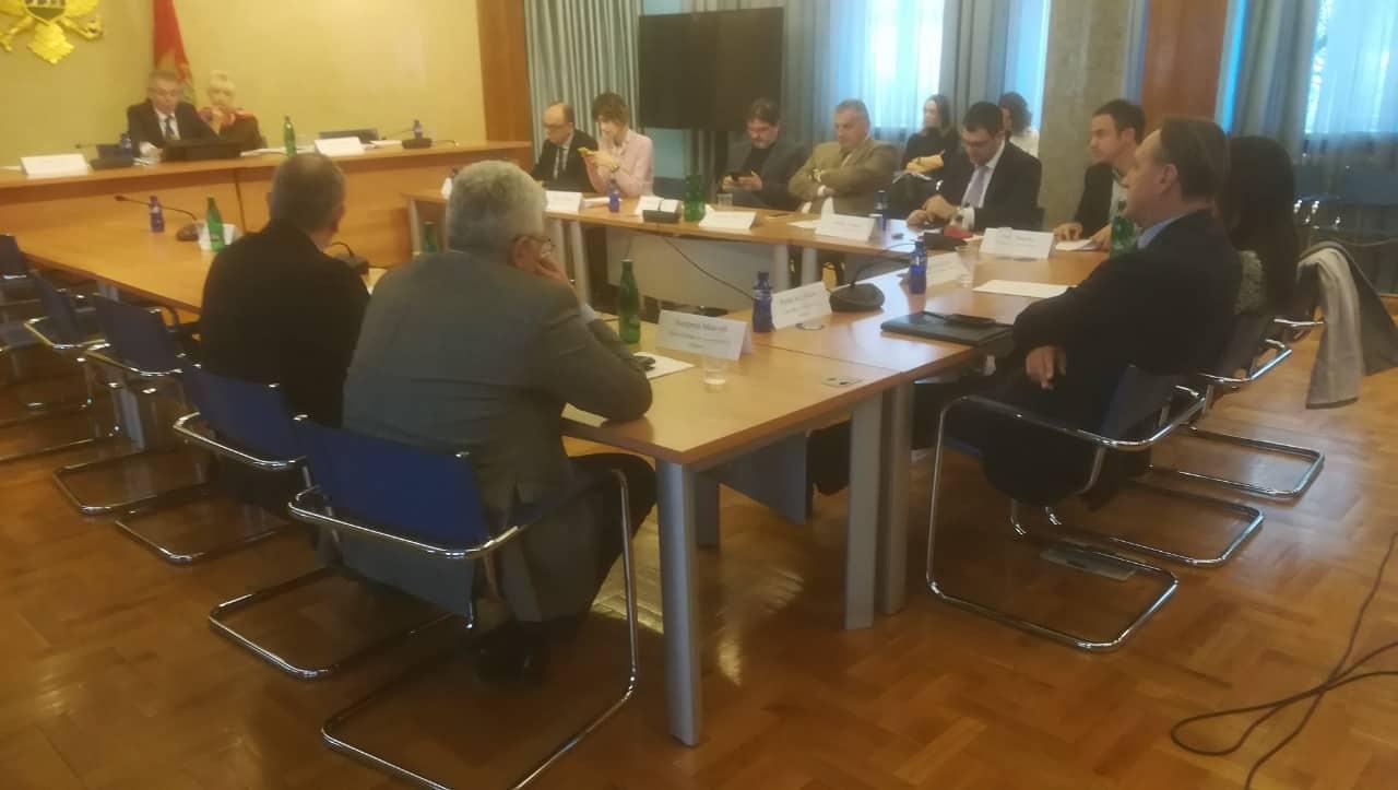 Odbor odbio prijedlog za saslušanje o hibridnom ratu protiv Crne Gore