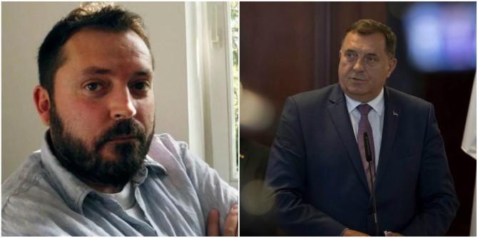 Bursać Dodiku: Sprdaš se sa svojom porodicom, ubijenom na Kozari