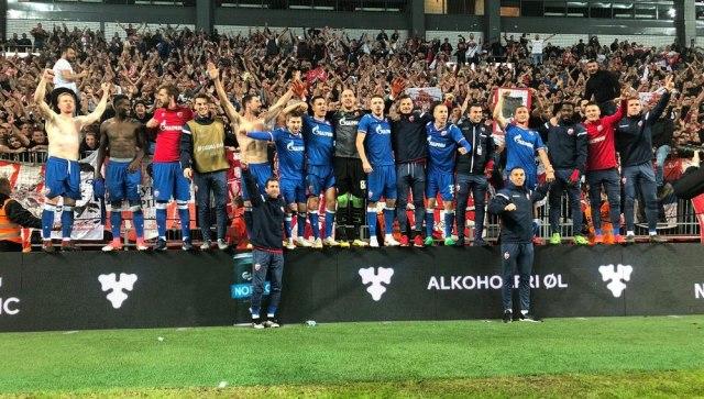 Zvezda nakon nevjerovatne penal serije do plej-ofa Lige šampiona