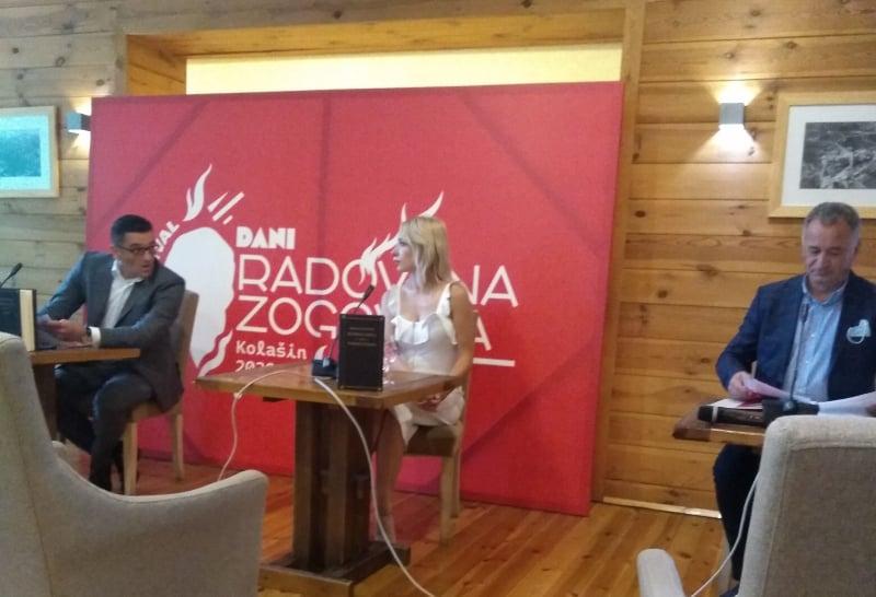 Dani Radovana Zogovića: Bilo riječi i o Anteninoj inicijativi za Zvicere