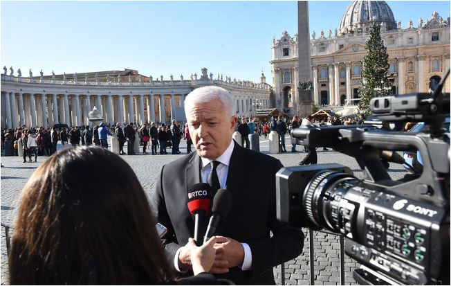 Marković: Konstatovali smo da je bilo zloupotreba i manipulacije pismom koje je papa uputio Irineju