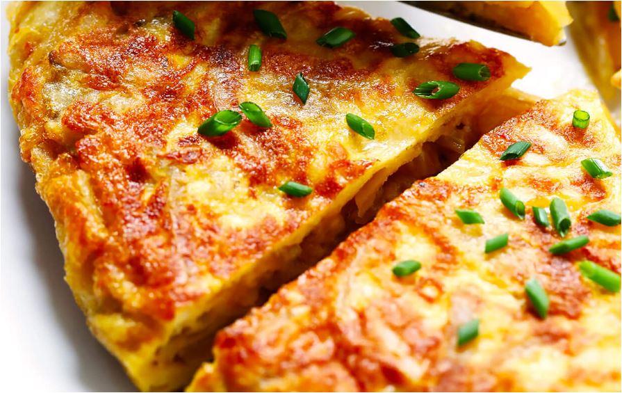 Evo kako da napravite španski omlet