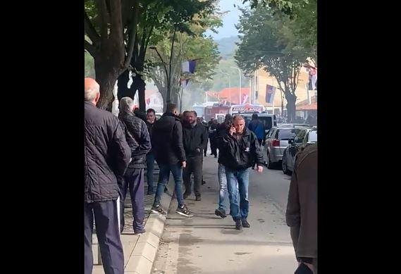Akcija kosovske policije u Mitrovici, čuju se sirene za uzbunu