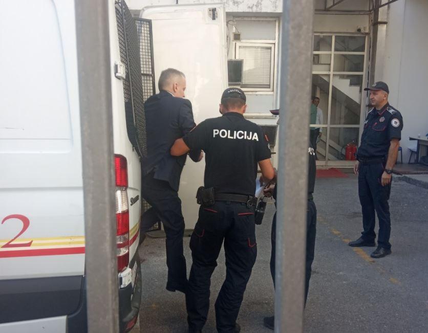 Vujošević negirao krivicu, zadržan u pritvoru!