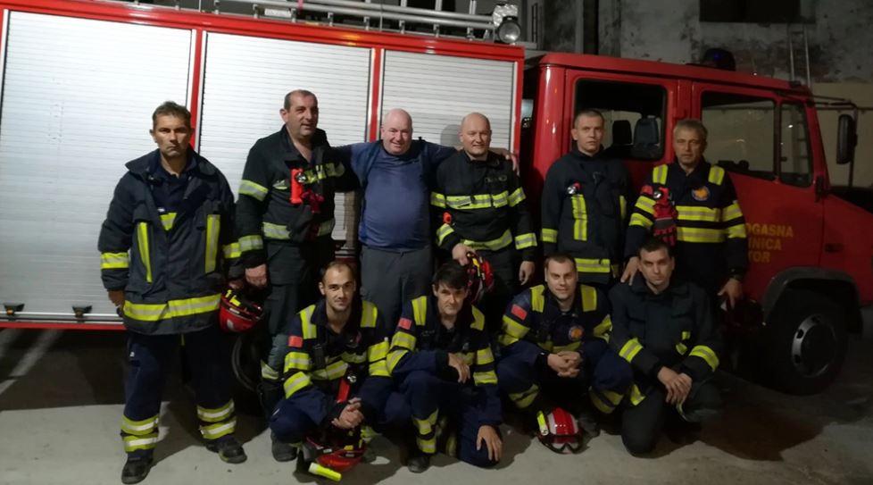 Spasavanje irskog državljanina u Kotoru trajalo punih 10 sati
