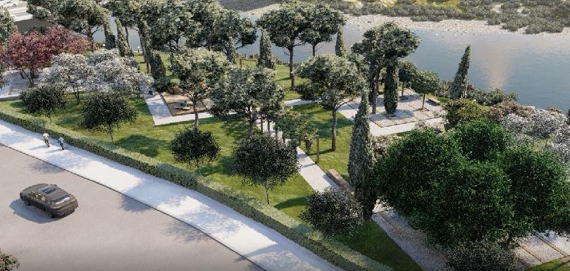 Podgorica dobija Podgorički park na preko deset hiljada kvadrata