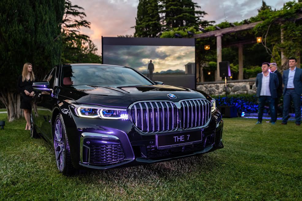 Voli Motors organizovao promociju dva modela BMW-a