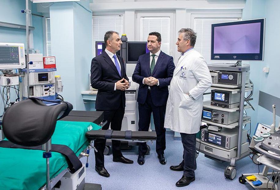 Na Klinici za urologiju KCCG-a otvorena nova operaciona sala