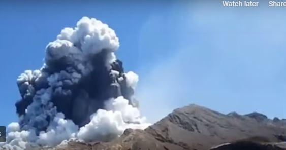 Vulkan eruptirao dok su turisti bili u krateru, najmanje petoro mrtvih, desetine nestalih