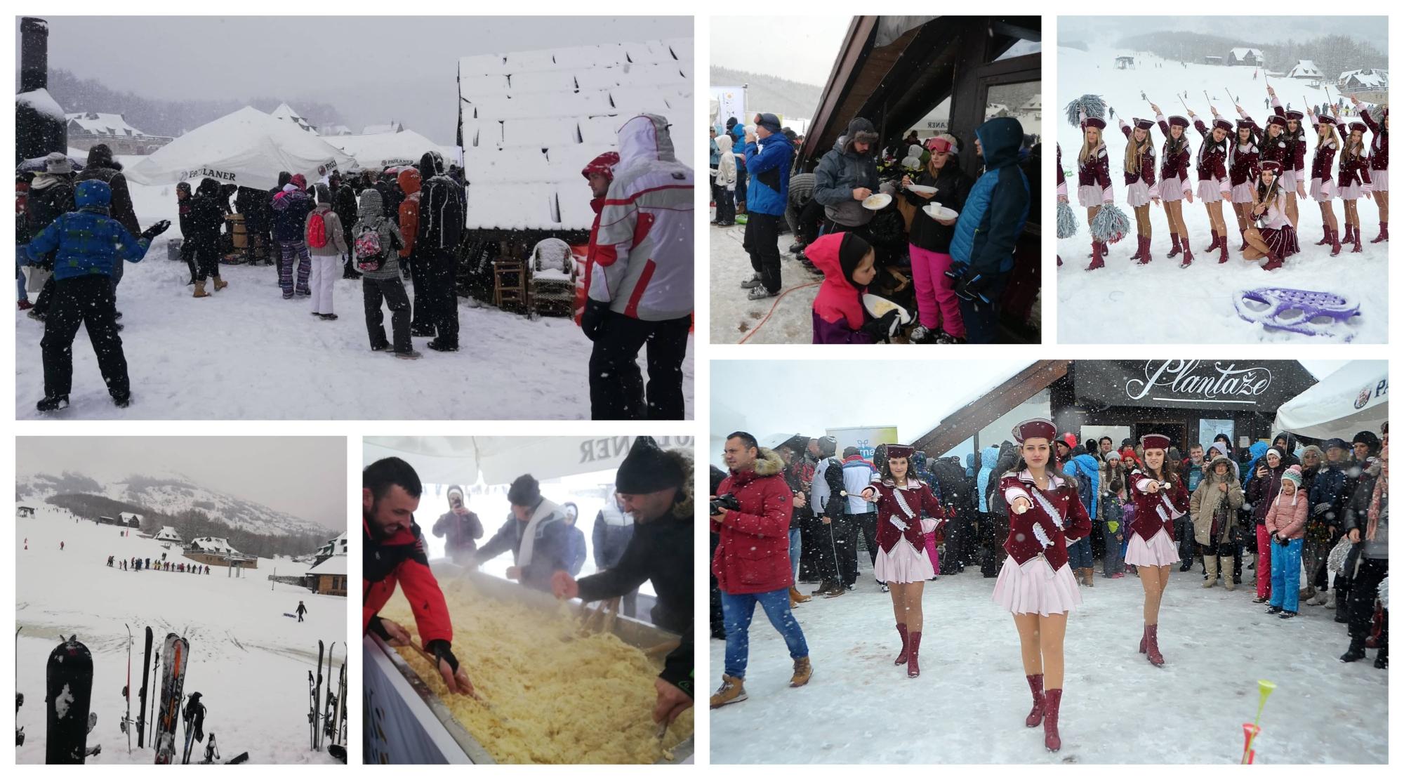 Otvorena sezona na Žabljaku: Kačamak, besplatan ski pas, popusti, zabavni program...