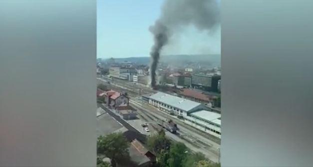 Gori voz u Zagrebu