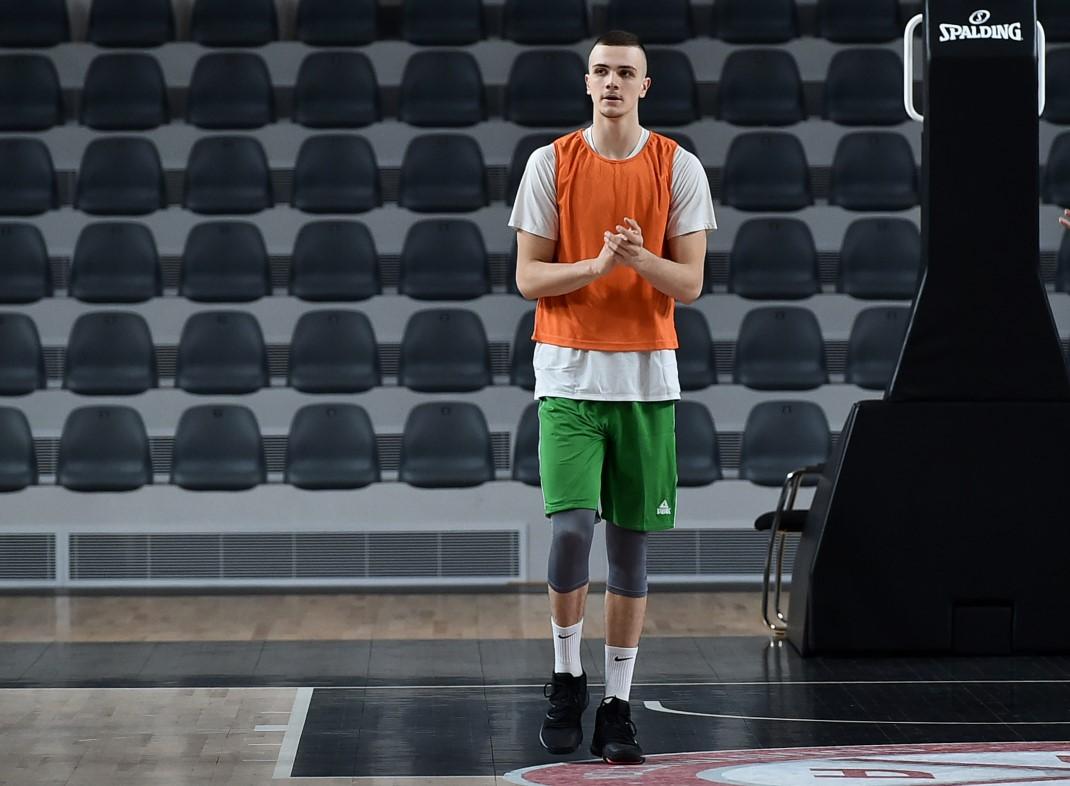Simonović se nada većoj ulozi i pobjedi reprezentacije protiv Britanije