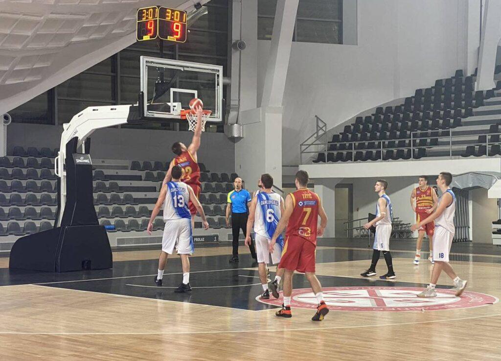 Podgorica ubjedljiva protiv Danilovgrada u 3. kolu I A MCKL