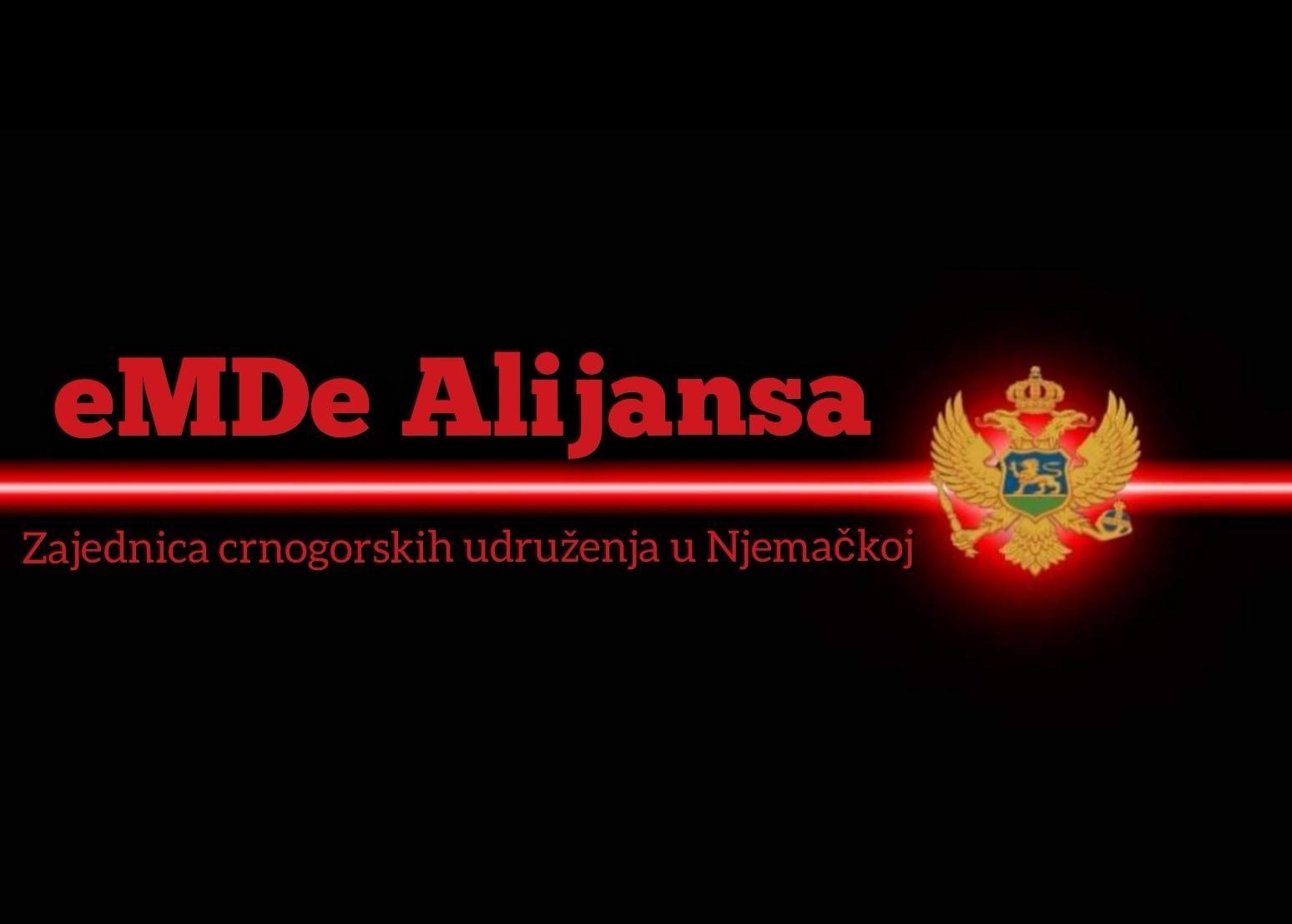 Zajednica crnogorskih udruženja u Njemačkoj: Beskrupulozni pokušaji eliminisanja crnogorske dijaspore