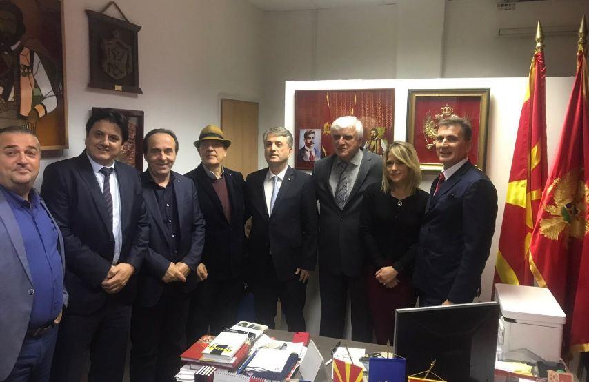 Nuhodžić u Skoplju: Iseljenici daju značajan doprinos matičnoj državi