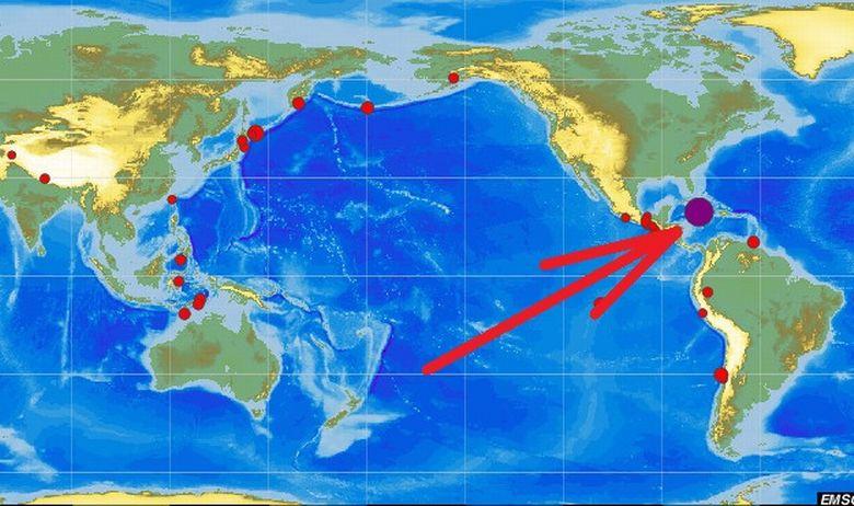 Izuzetno jak zemljotres pogodio Karibe