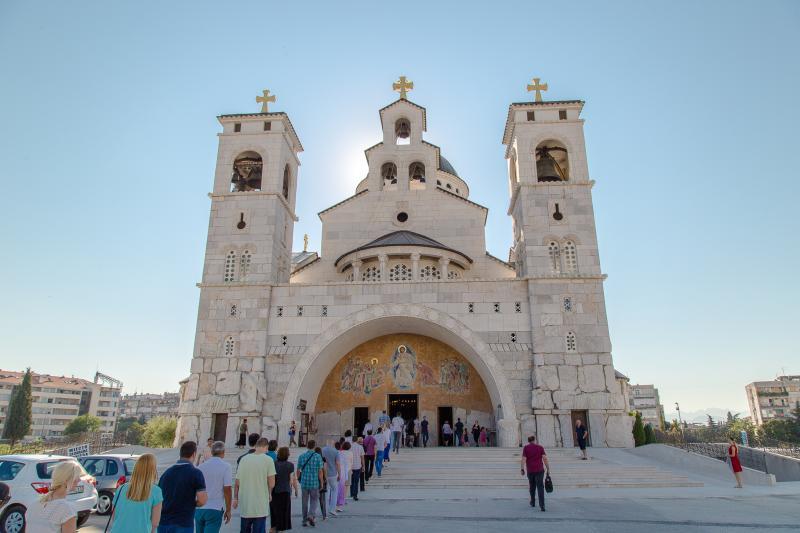 Mitropolija crnogorsko primorska nije tradicionalna i istorijska crkva u Crnoj Gori/ona je nastala 1929-1931