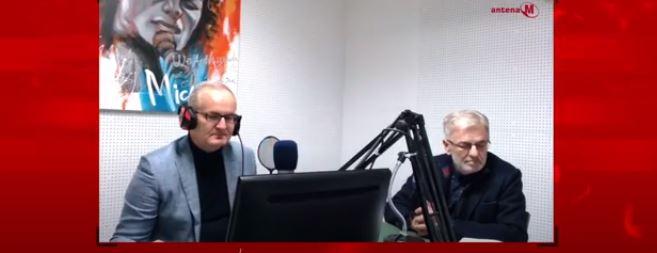 Poslušajte Drugačiju radio vezu: Gost Ranko Đonović