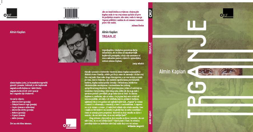 Traganje - nova knjiga u izdanju OKF-a