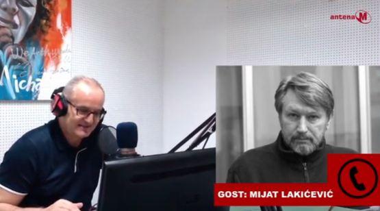 Poslušajte Drugačiju radio vezu: Gost Mijat Lakićević