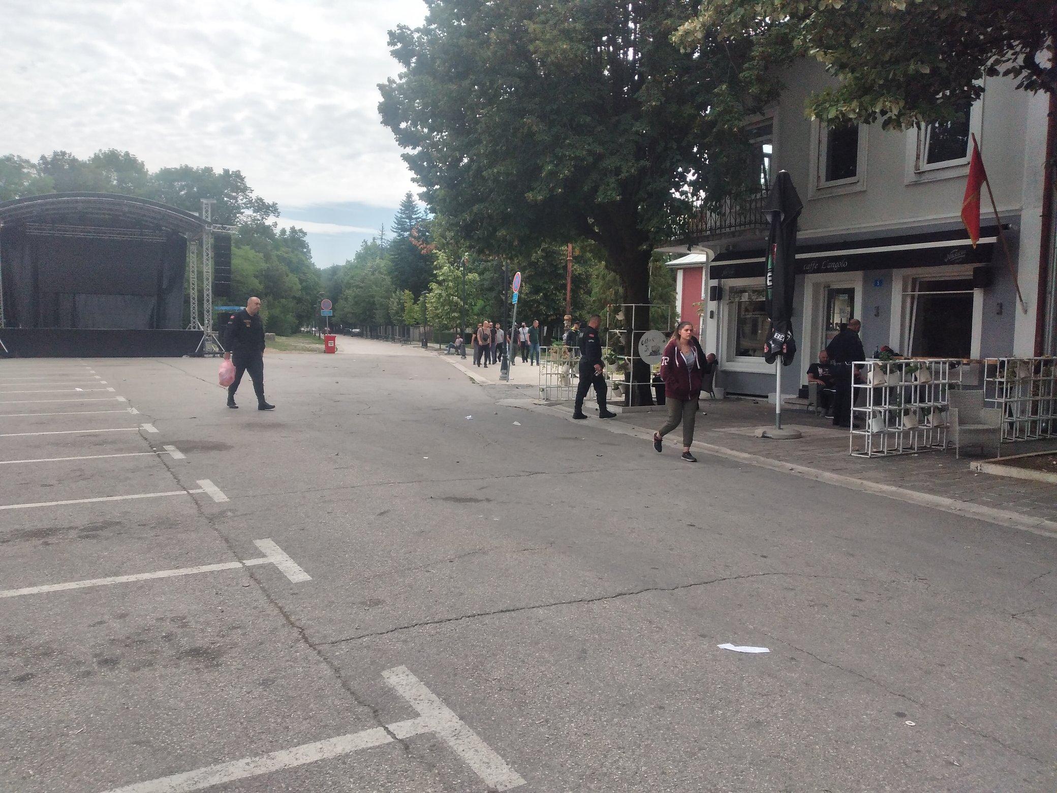 Čelnici bezbjednosnog sektora sjutra na saslušanju zbog događaja na Cetinju