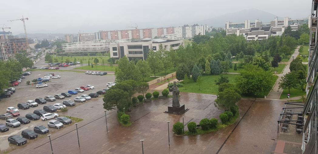 Sjutra promjenljivo, mjestimično kiša