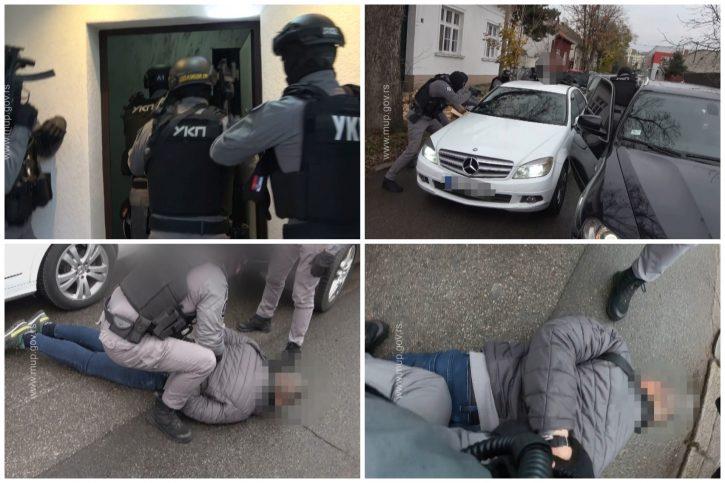 Nikšićanin i Beograđanin uhapšeni zbog ubistva Mirkovića