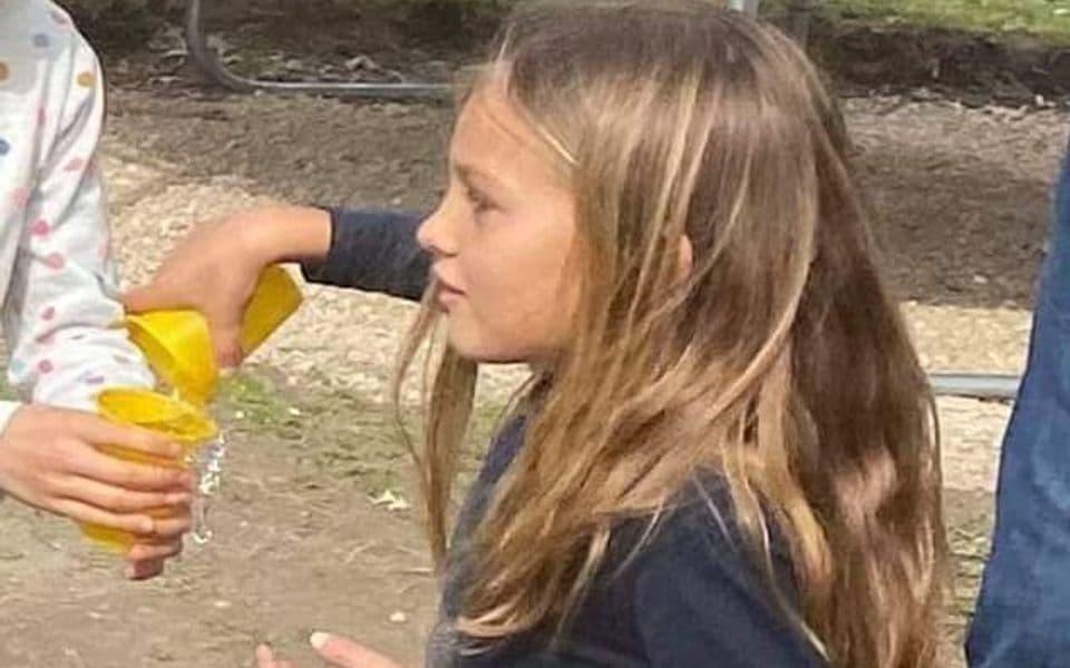Nestala sedmogodišnja djevojčica