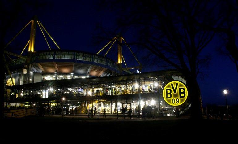 Stadion Dortmunda postao privremena bolnica