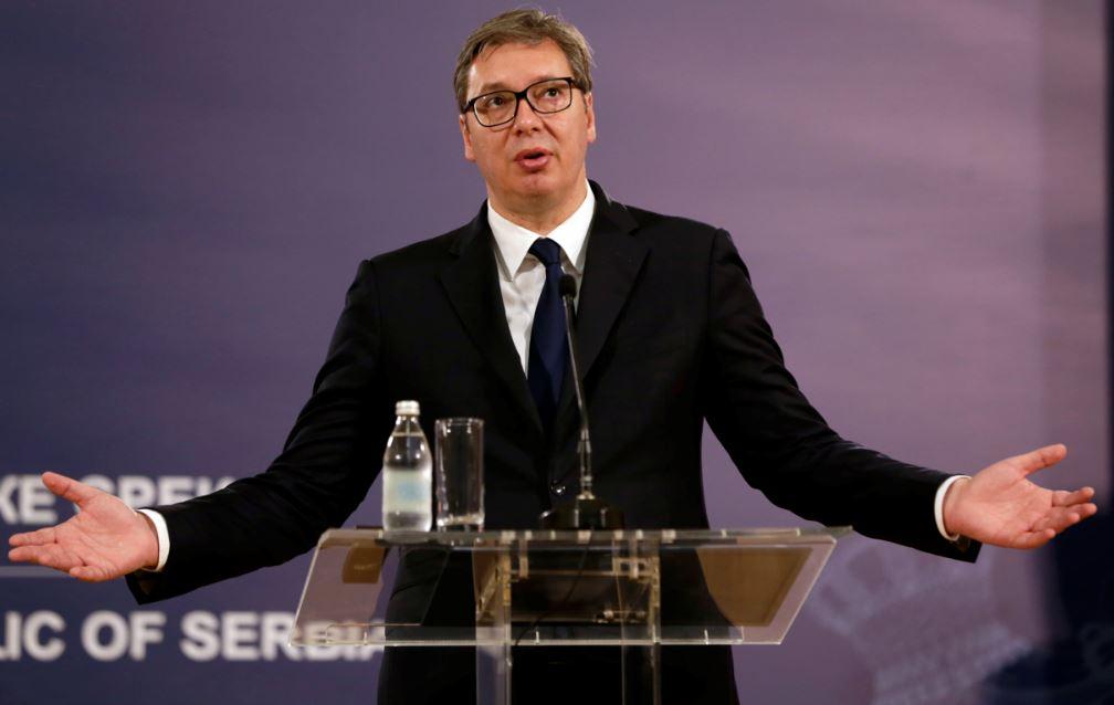 """Vučić kritikovao EU, """"Otvoreni Balkan"""" nazvao istorijskom prilikom"""
